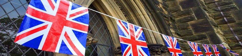 Engels ( engelse ) vlag