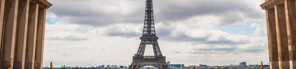 Parijs Eiffoltoren